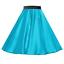 Girls-SATIN-Rock-n-Roll-Skirt-UK-1950s-Costume-Grease-Fancy-dress-ROCKABILLY thumbnail 6
