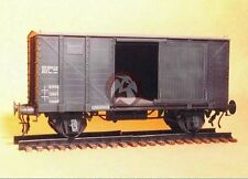 Tank Workshop 1/35 Guterwagen Gedeckte Wagen Covered Freight Car w/Decals 353096