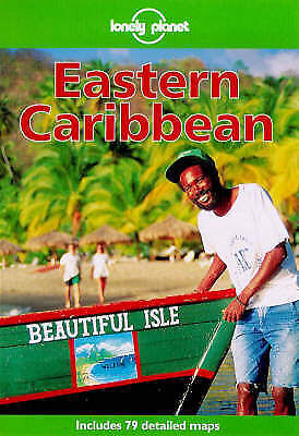 1 of 1 - Lonely Planet - Eastern Caribbean by Glenda Bendure, Ned Friary (Paperback 1998)