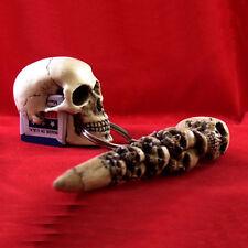 Made in USA Skull Pool Billiards Cue Pocket Chalker Holder Chalk Stick Masters
