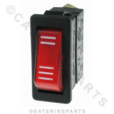 00033 NEW GENUINE DUALIT SPARE PART 2/3 SLICE TOASTER RED SELECTION SWITCH