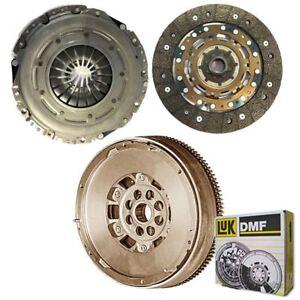 Y-Kit-de-embrague-LUK-Doble-Masa-Rigida-Volante-Para-Ford-Focus-2-0-TDCi-Convertible