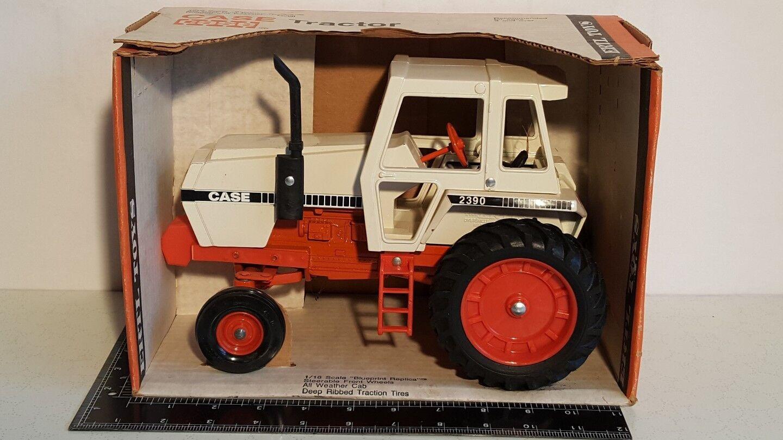 ERTL Case 2390 1 16 DIECAST METAL Farm tracteur REPLICA DE COLLECTION