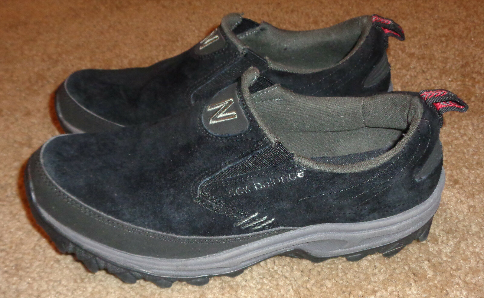 Black Men's New Balance 756v2 Country Walking Shoe Size 7 US 5 CM