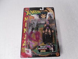 Marvel-Comics-X-Men-Ninja-Force-034-Ninja-Psylocke-034-Action-Figure-MIB