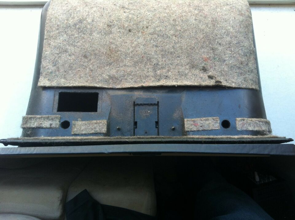 Sæde og seler, hanskerrum, Porsche 924 944