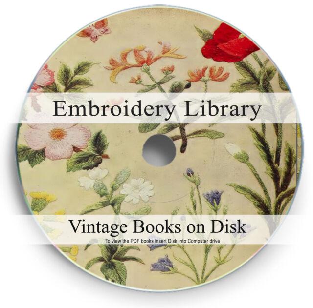 Hand Embroidery Books Pdf