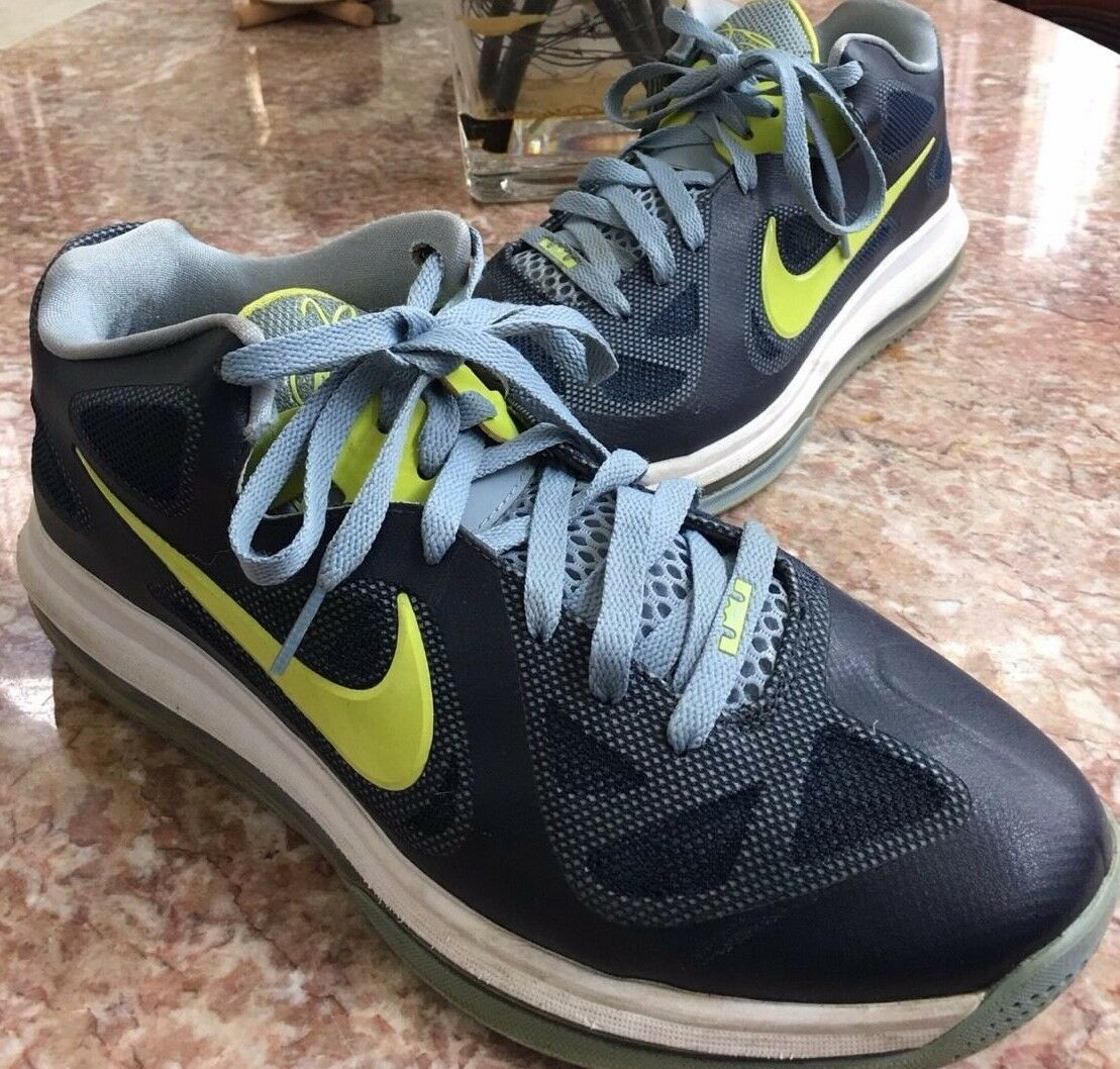 Rare!! Nike Lebron 9 low Men's Low Basketball Men's Sneakers Size10 510811-401