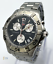 thumbnail 1 - Tag Heuer Aquaracer Chronograph Gents Watch Black Dial CAF1110 41mm