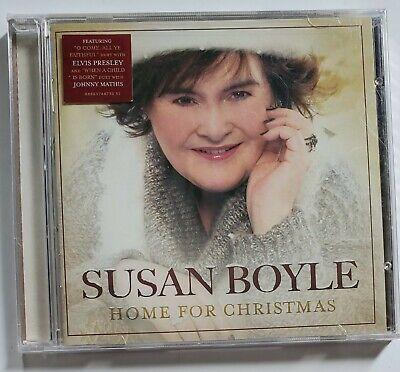 Brand New 2013 SUSAN BOYLE HOME FOR CHRISTMAS Britains Got