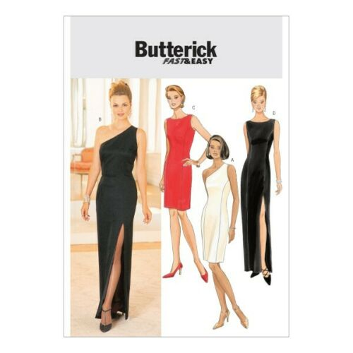 Butterick Sewing Pattern 4343 Misses/' Petite Evening Dress Special Occasion