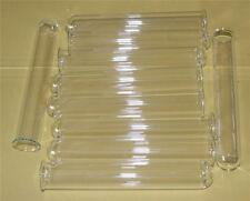 Test Tubes Glass Rimmed 150mm x 18mm Glass Pack of 5 Laboratory Lab