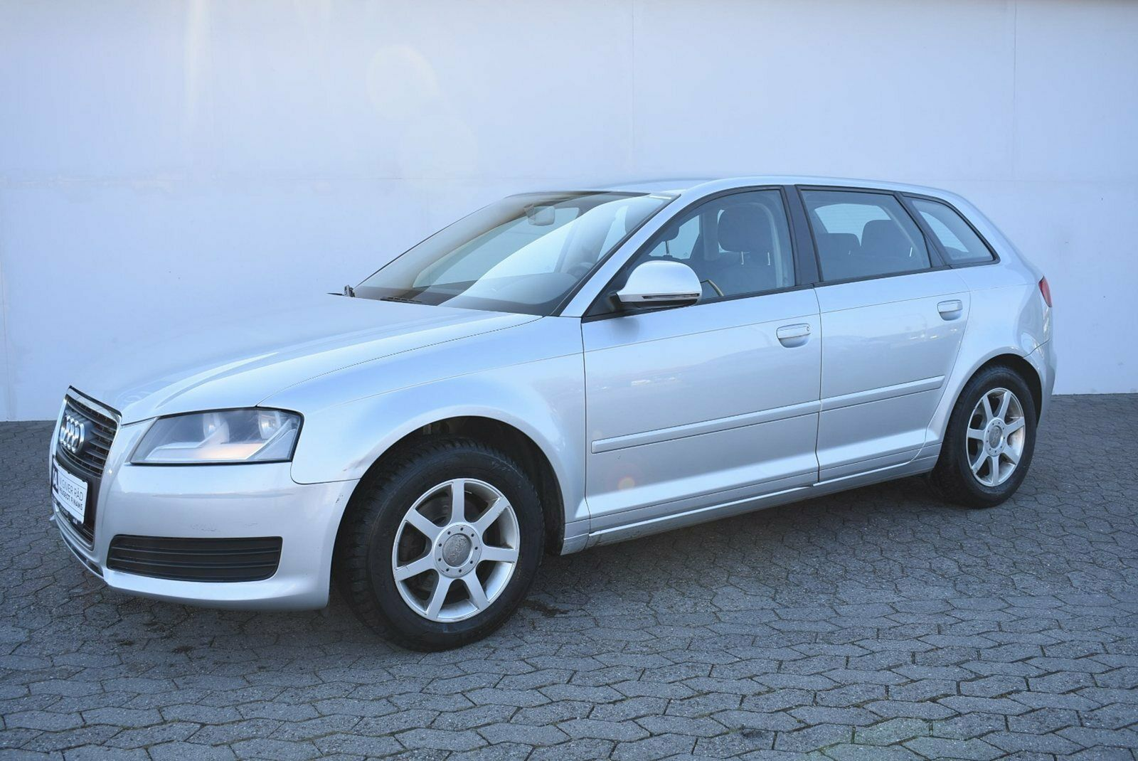 Audi A3 2,0 TDi 140 Ambiente SB 5d - 74.900 kr.