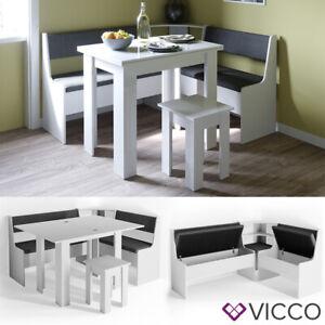 Vicco Set Panca Ad Angolo Roman Set Sala Da Pranzo Set Sedie Set Sedie Da Cucina Ebay