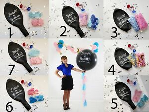 Gender-Reveal-Balloon-Sister-or-Brother-Blue-Pink-Heart-confetti-Tail-Tassel