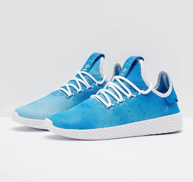 adidas originals x pharrell williams tennis hu blue