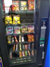 New Listingcrane National 148 Snack Food Vending Machine Candy Amp Chips