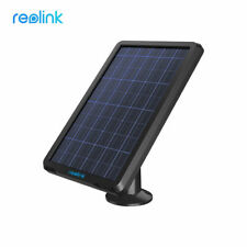 Reolink Solar Panel Power Supply for Wireless Outdoor Rechargeable