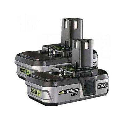 2X Ryobi Slim P103 18v 18 VOLT Compact Lithium Ion Battery P104 2 PACK !!!!!!!!!