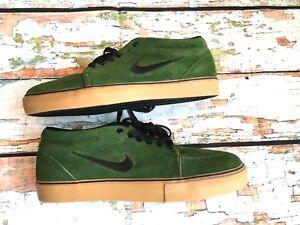 Satire 8 in pelle Mid Rare misura Us Nike 5 verde Legion Importatori scamosciata 9 16pwCq