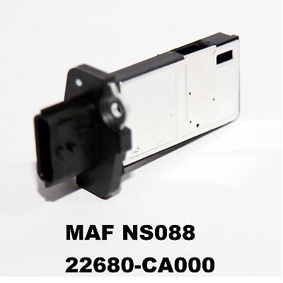 fit Nissan 03-09 350Z 09-10 370Z 04-10 Altima 04-10 Maxima Mass Air Flow Sensor