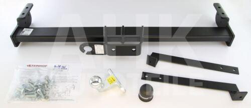AHK Anhängerkupplung starr+ES 7p uni Opel Vivaro 01-14 Kpl