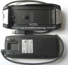 MERCEDES iPhone 4 4S Handy Adapter Aufnahmeschale Ladeschale mit mediakabel 30cm