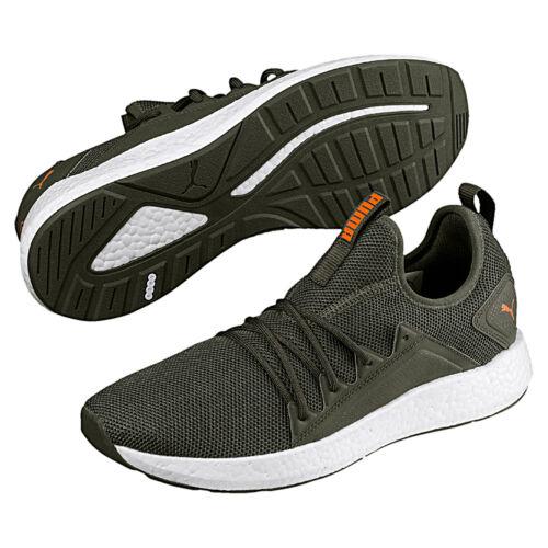 Puma Para Nrgy Neko Fitness 191068 Verde Zapatos Exterior 03 Hombre SrwHqS