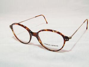 Vintage Giorgio Armani 374 195 Sunglass Eyeglass Frames ...