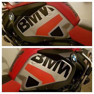 Red Adventure 30 Jahre Tank-Aufkleber Stickers 2 Stück 06-13 BMW R1200GS //192