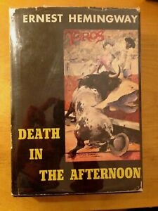 Details About Death In The Afternoon By Ernest Hemingway
