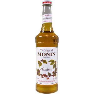 Monin Hazelnut Syrup - Monin Sryup