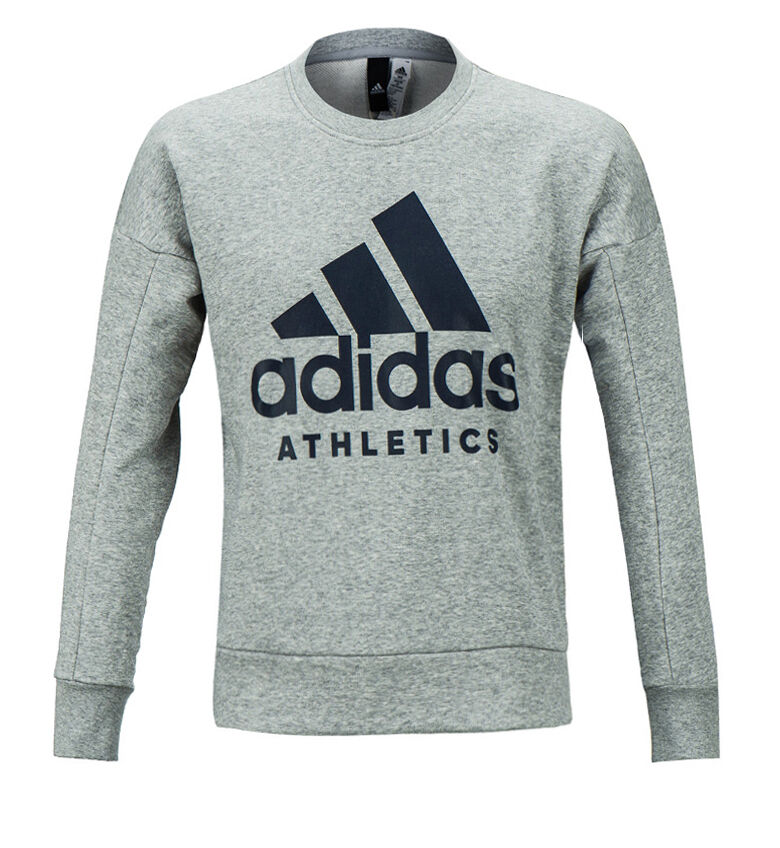 Adidas Woherren Sports ID Crew Long Gym Sleeve Top B47325 Training Gym Long Yoga T-shirts 686fd8