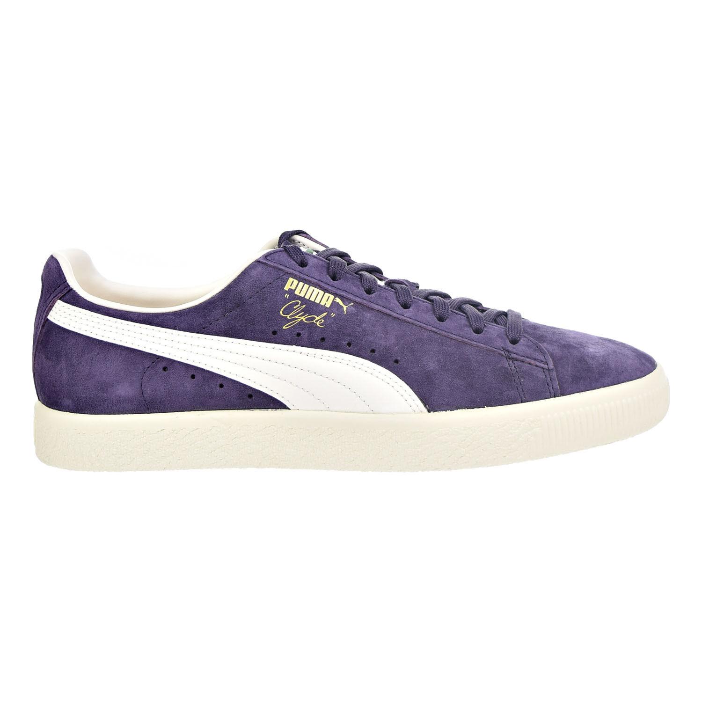 Puma Clyde Premium Core Men's Shoe Sweet Grape/Whisper White 362632-01