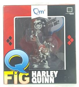 Q-FIG-Harley-Quinn-Figure-Loot-Crate-Harley-Quinn-Fig-New-Collectible-Kids-Gift
