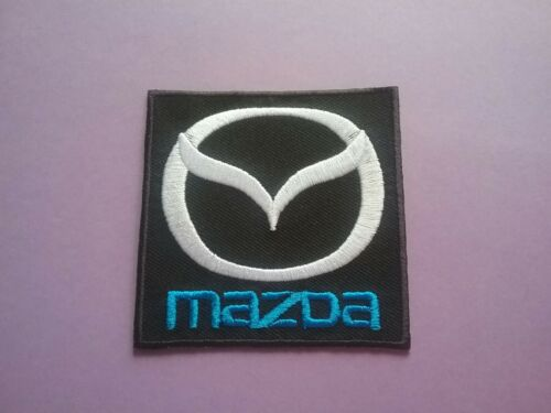 MAZDA MOTORSPORTS RACING CAR VAN TRUCK SEW ON /& IRON ON PATCH: a