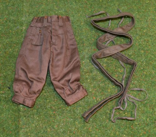 DRAGON DREAMS 1//6 WW II BRITISH COLMAN TROUSERS PUTTEES 1//6 SCALE