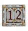 miniature 12 - NUMERO CIVICO DA ESTERNO IN CERAMICA PERSONALIZZABILE 100% MADE IN ITALY