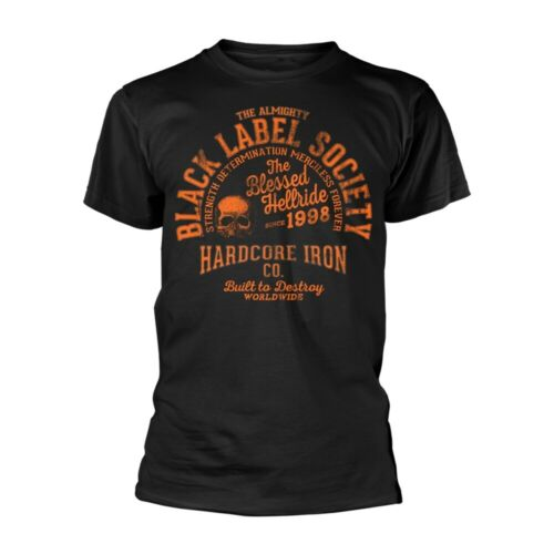 HARDCORE HELLRIDE  by BLACK LABEL SOCIETY T-Shirt quality official merch