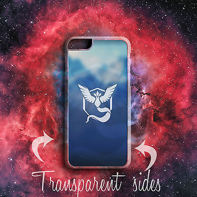 POKEMON GO TEAM MYSTIC VALOR INSTINCT PHONE CASE COVER IPHONE AND SAMSUNG MODELS