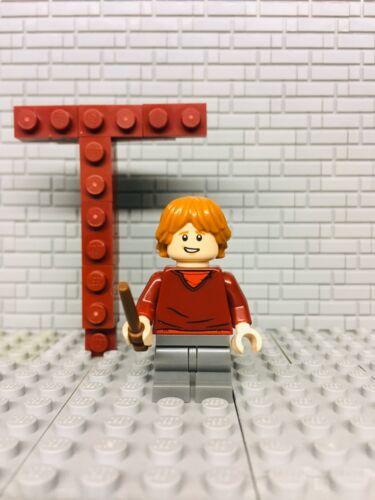 Lego Harry Potter Minifigur Ron Weasley NEU// NEW 75947