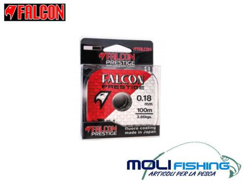 Neu Durchmesser Wahl Nylon FALCON Prestige- Blister 100 M Alle Typen