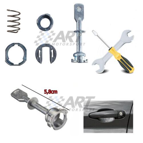 Kit de reparación de cerradura para Seat Ibiza 99-02 espadín de 5,8cm