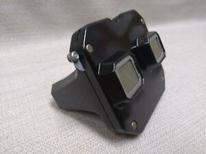Vintage-Sawyer-039-s-View-Master-Model-C-black-Bakelite-stereoscopic-viewer