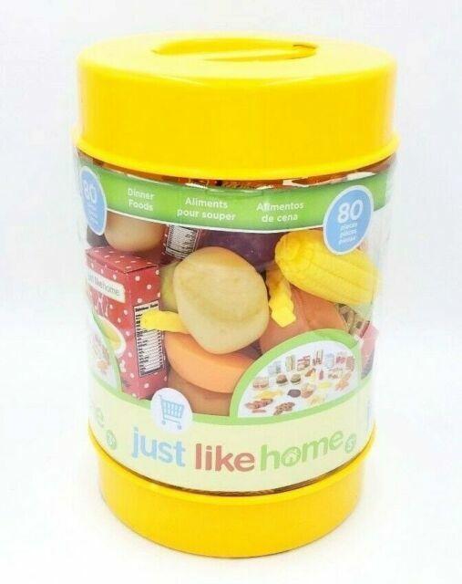 Just Like Home Dinner Play Food Bucket Model 20759133 For Sale Online Ebay