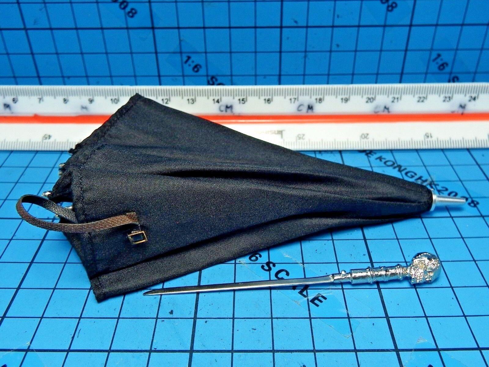 1 6 D80068 Alemán Sd Gestapo DID T. Becker 8th Anni Ver. figura-Excelente paraguas