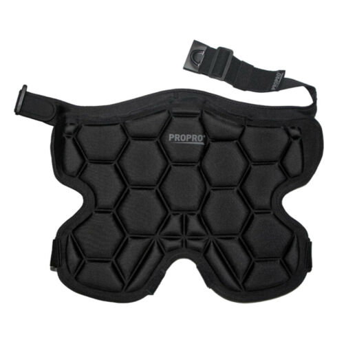 Heavy-Duty Impact Padded Protective Gear for Ski Ice Skating Snowboard Black