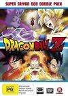 Dragon Ball Z - Super Saiyan God (Blu-ray, 2016, 2-Disc Set)