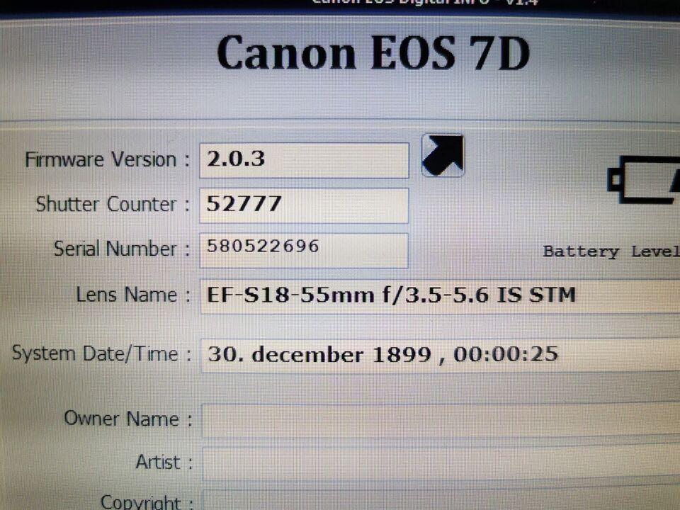 Canon, God