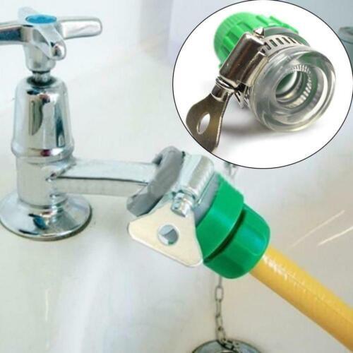 Universal Gelenk Wasser Pistole Schnell Rohr Anschluss Tap Auto Waschmaschi H4O3